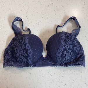 Victoria's Secret Dream Angles Push Up Bra 32C